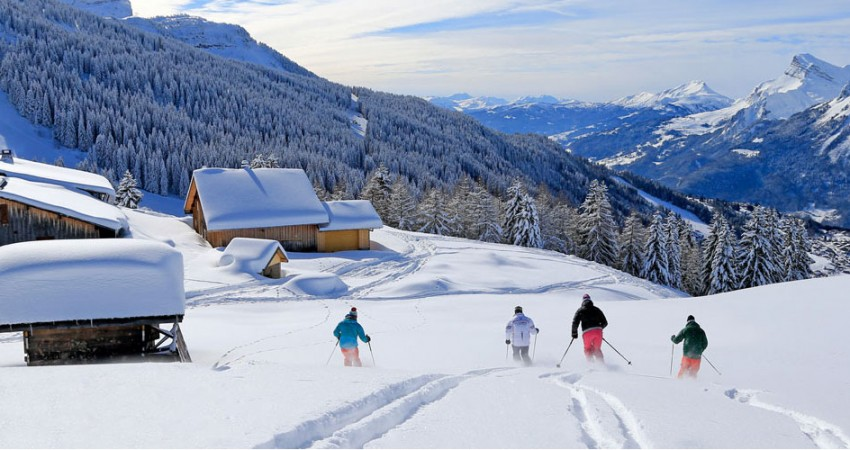 Les Carroz Ski Resort