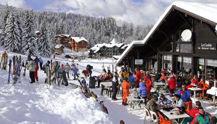 Morillon Ski Resort Grand Massif