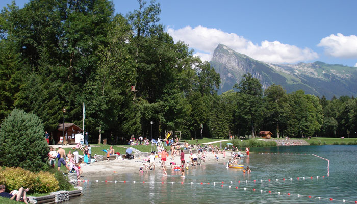 Grand Massif Summer Holidays Morillon (Lac Bleu)
